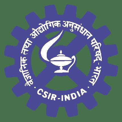 CSIR Logo blue